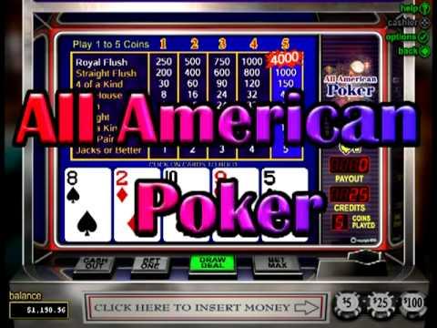 slot online games american poker kostenlos