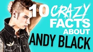 10 Crazy Facts About Andy Black