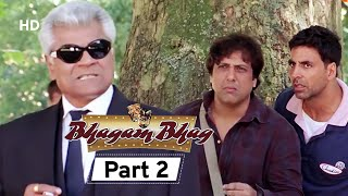 Bhagam Bhag 2006 (HD) - Part 2 - Superhit Comedy Movie - Akshay Kumar -  Paresh Rawal - Rajpal Yadav