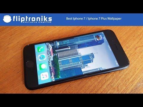 Best Iphone 7 Iphone 7 Plus Wallpaper Fliptroniks Com Youtube