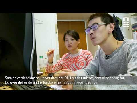 3rd year student Jun Sun | PhD student at DTU Wind Energy