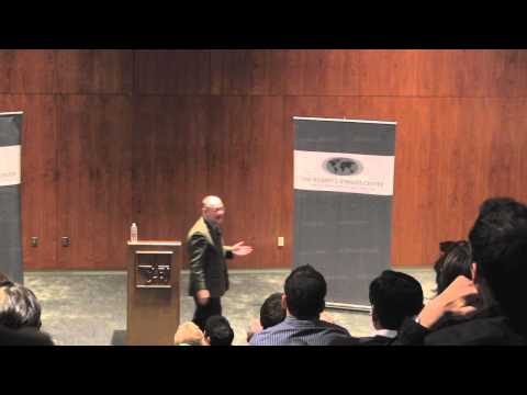 """Can China Rise Peacefully?"" with Dr. John Mearsheimer"