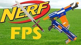 Roblox Nerf FPS 2017 Open Alpha