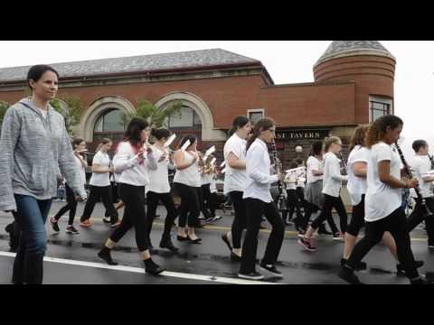 2016 Memorial Day Parade, Keigwin Middle School Marching Band