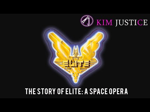 The Story Of Elite: A Space Opera | Kim Justice