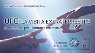#UFO LA VISITA #ET: siamo pronti per il #contatto cosmico? - ASSISI
