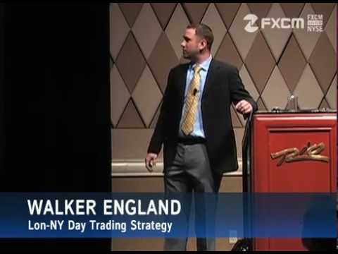London - New York Day Trading Strategy - Walker England | FXCM Expo 2011