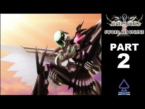 Accel World vs Sword Art Online (PS4) Walkthrough Part 2 - Sigmund Boss / A Friend in Need - YouTube