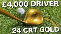The £4,000 golf club | REAL GOLD
