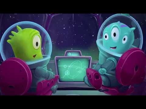 Los Aliens - Deep Space Exploration Puzzle. (Official Launch Trailer)