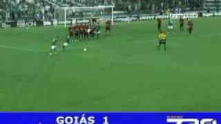 Goiás 2 x 1 Atlético-GO - Campeonato Goiano 2010