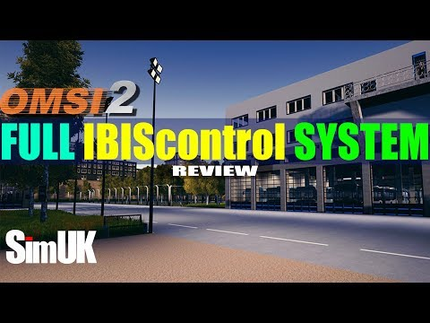What's the Best FREE OMSI Addon ??? Introducing IBIScontrol Review (First Look)!!!