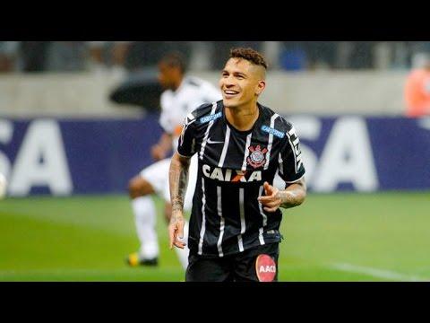 Corinthians 2 x 0 Atlético MG - Copa do Brasil  - 0110 - Narração de Nilson César