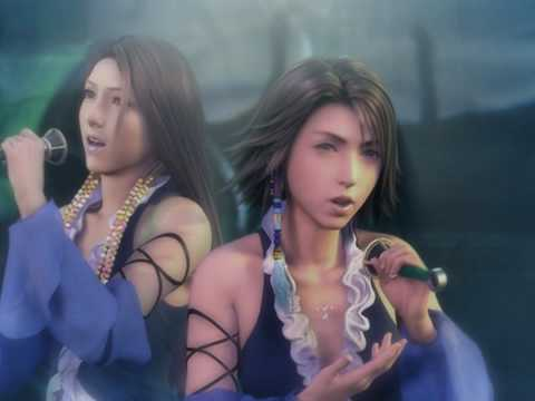 Final Fantasy X2  Yuna & Lenne HD  1000 WORDS