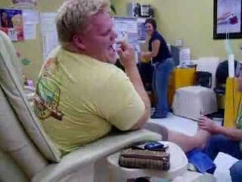 Caleb nail salon