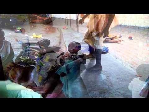 Nursery Feeding Programme, Malawi