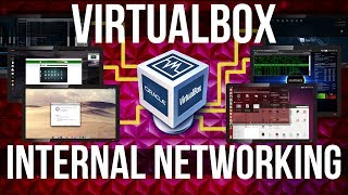 Virtualbox vm networking - internal network