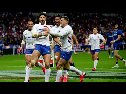 Extended Highlights: France V Italy     Guinness Six Nations