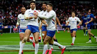 Extended Highlights France v Italy Guinness Six Nations