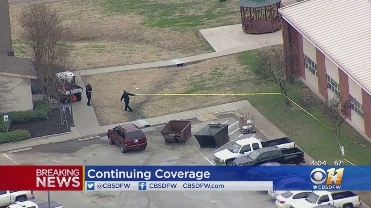 Texas A&M-Commerce shooting: Two dead, investigation ongoing