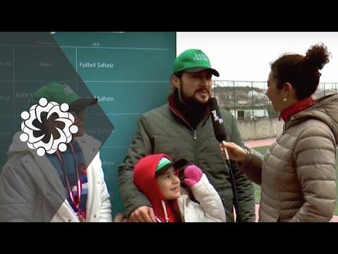 Kızlar Sahada: Ceren- Büşra - Göksel Bezgin