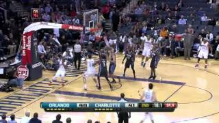 NBA Orlando Magic Vs Charlotte Bobcats Highlights Mar 6, 2012 Game Recap