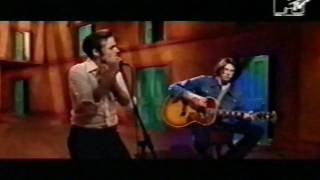 Suede - My Dark Star (accoustic live on MTV)
