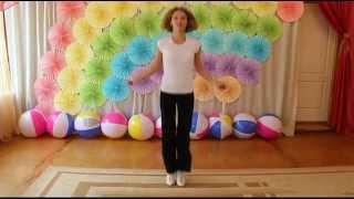 видео Как научить ребенка прыгать на скакалке? Развиваем выносливость и координацию