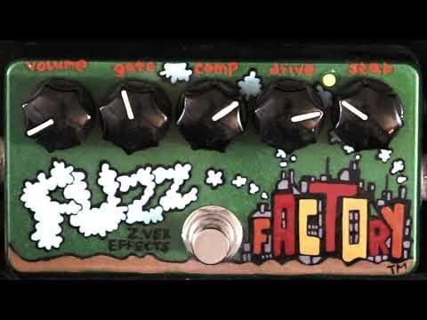 Zvex Fuzz Factory Demo