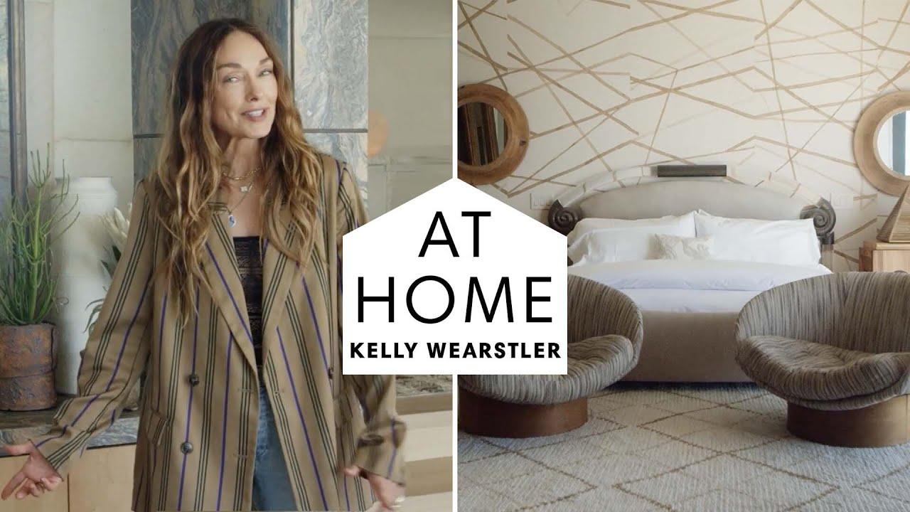 Tour an Interior Designer's Malibu Dream Home | At Home With Kelly Wearstler | Harper's BAZAAR