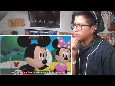 Mickey Mouse vs Bugs Bunny. Épicas Batallas de Rap del Frikismo T2 | Keyblade | Video reaccion