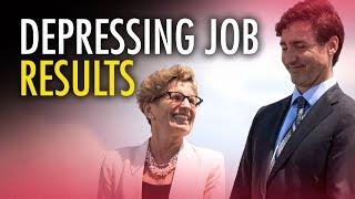 Ezra Levant: Labour participation plummets thanks to Liberal policies