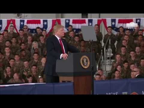 president-trump-delivers-remarks-to-members-of-the-military
