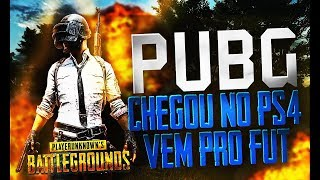 PUBG / PS4 / JOGANDO O QUE EU SEI / !COMANDOS !DONATE  ‹ GG e-SPORTS ›