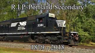 """""""I Lived It"""" - In Memory of the Portland Secondary"""