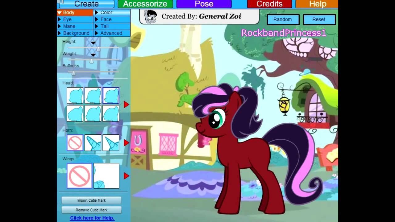My Pony My Little Race - Free Online Game - Play Now | Kizi