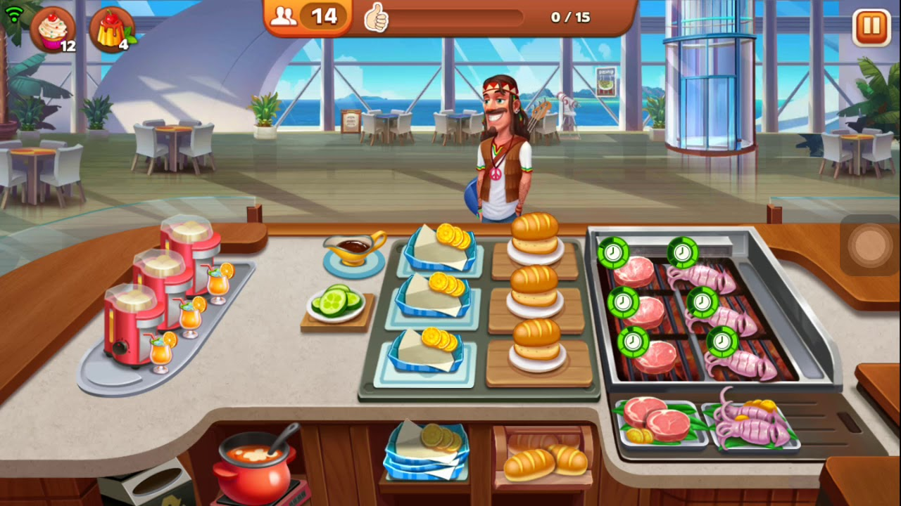 Cooking madness gameplay level 40 40 1 and 40 2