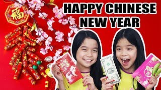 HAPPY CHINESE NEW YEAR 2019 | Tran Twins