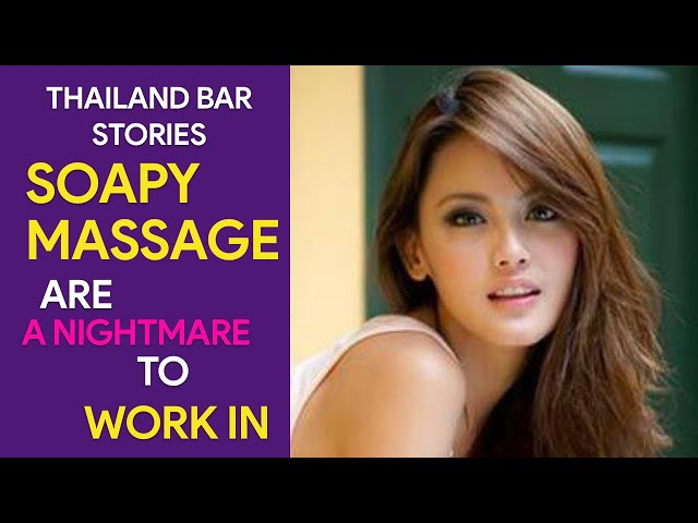 Soapy Massage Montreal