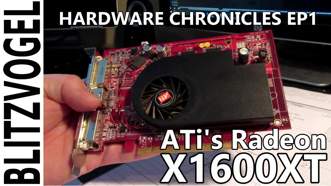 AMD RADEON X1600 XT GRAPHICS DRIVERS FOR WINDOWS VISTA