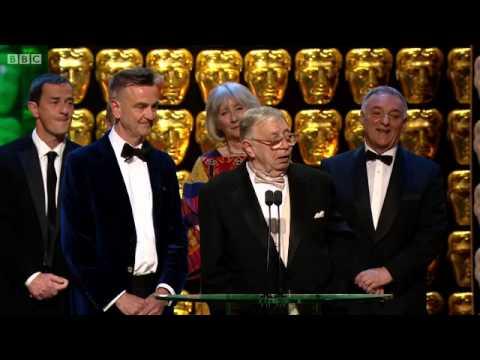 Neil Baldwin's Speech at the BAFTAs following the success of Marvellous