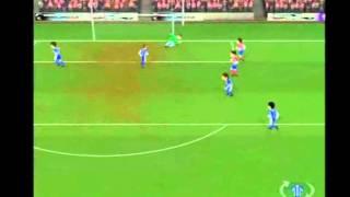 Sensible Soccer 2006 (PS2) Gameplay 1