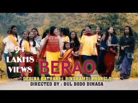 BERAO|2018|Dimasa Music Video|Debina Bathari|Ringhamdi Phonglo|Bul Bodo Dimasa