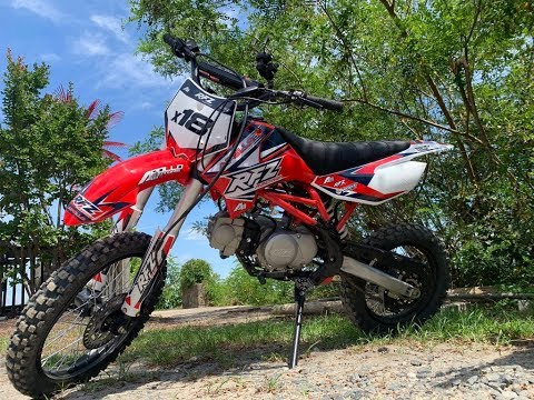 "2019 Apollo RFZ 125cc Pit Bike Top Speed! | ""Fastest/Cheapest Pit Bike You Can Buy For Cheap!"""