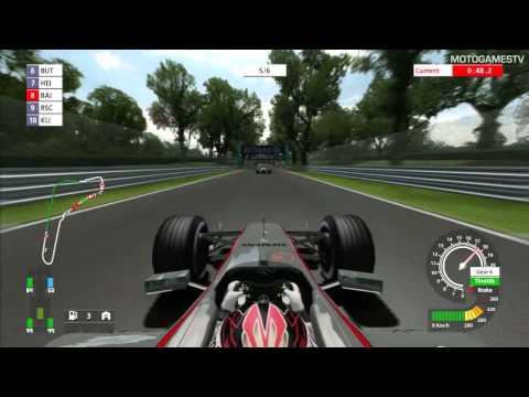 Formula One Championship - 10% Race at Monza
