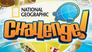 CGRundertow NATIONAL GEOGRAPHIC CHALLENGE! for PlayStation 3 Video Game Review