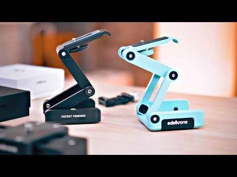 Edelkrone now let you 3D print their products!