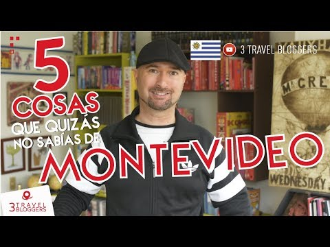 🚬 🇺🇾¿!HIERBA EN URUGUAY?¡🇺🇾 🚬  - 5 cosas que no sabías de Montevideo 2018