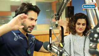 Varun, Taapsee and Jacqueline on the joy ride that is Judwaa 2
