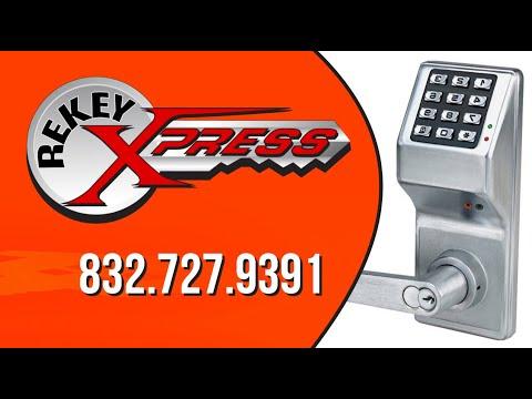 ReKey Xpress Houston locksmith  |  Can all of my locks be rekeyed to just one key?